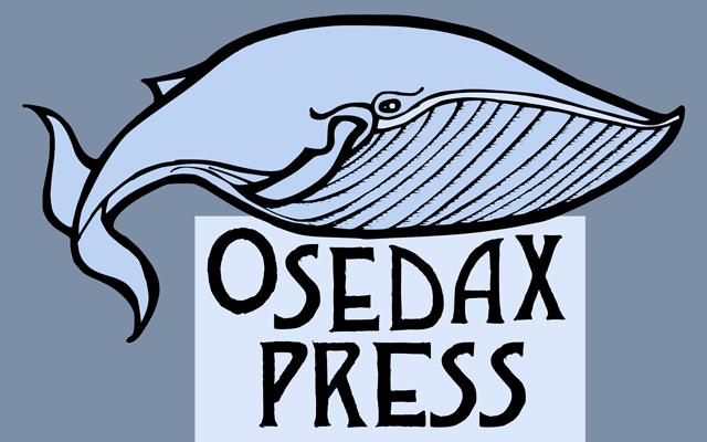 osedax press / logo by ed franklin