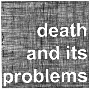 Death: And Its Problems (cover design by Ed Franklin)